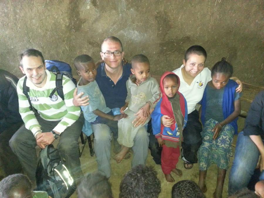 10 - Outreach in Village