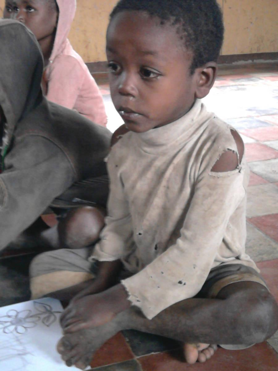 13 - Poor boy in Aramo