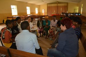 4 - Bonga Youths Cell groups