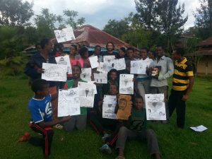 6 - Pierre workshop Bonga