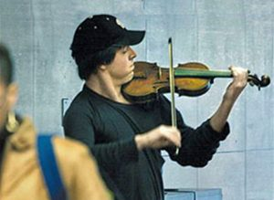 Joshua Bell's subway experiment
